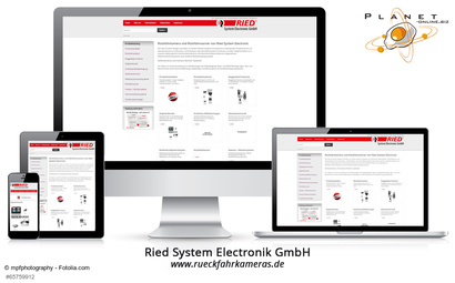 Ried Produktkatalog mit der Shopsoftware modified eCommerce Shopsoftware - Responsive Design